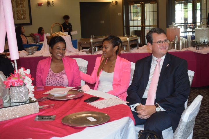 Pretty In Pink Luncheon 34