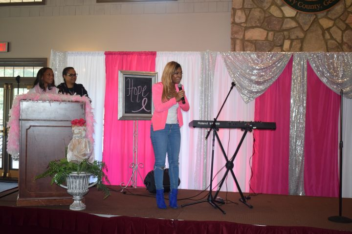 Pretty In Pink Luncheon 29