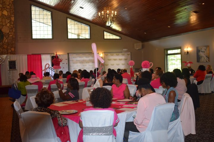 Pretty In Pink Luncheon 28