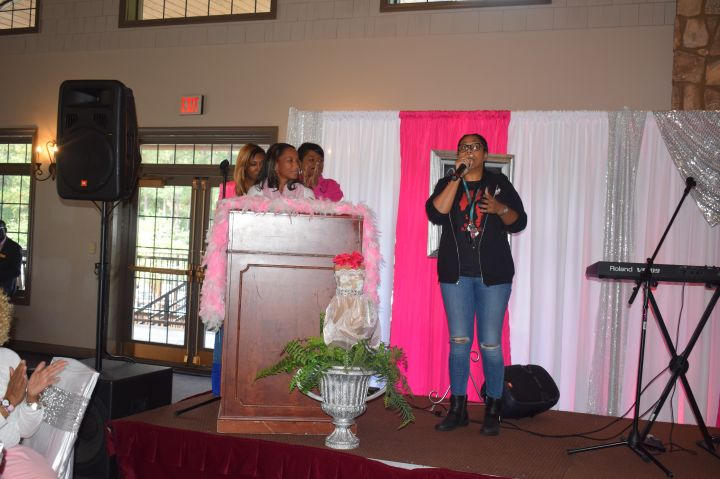 Pretty In Pink Luncheon 27