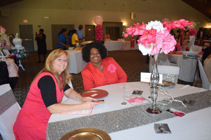 Pretty In Pink Luncheon 26