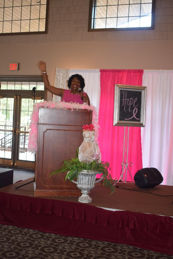 Pretty In Pink Luncheon 25