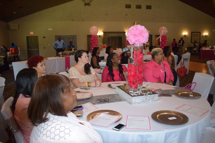 Pretty In Pink Luncheon 21
