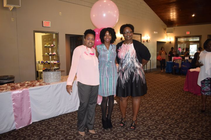 Pretty In Pink Luncheon 19
