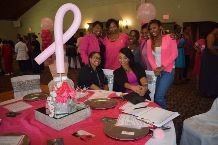Pretty In Pink Luncheon 18