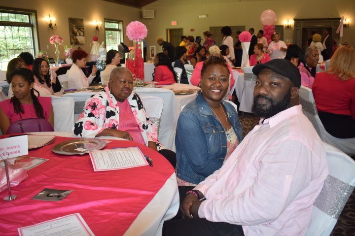 Pretty In Pink Luncheon 17