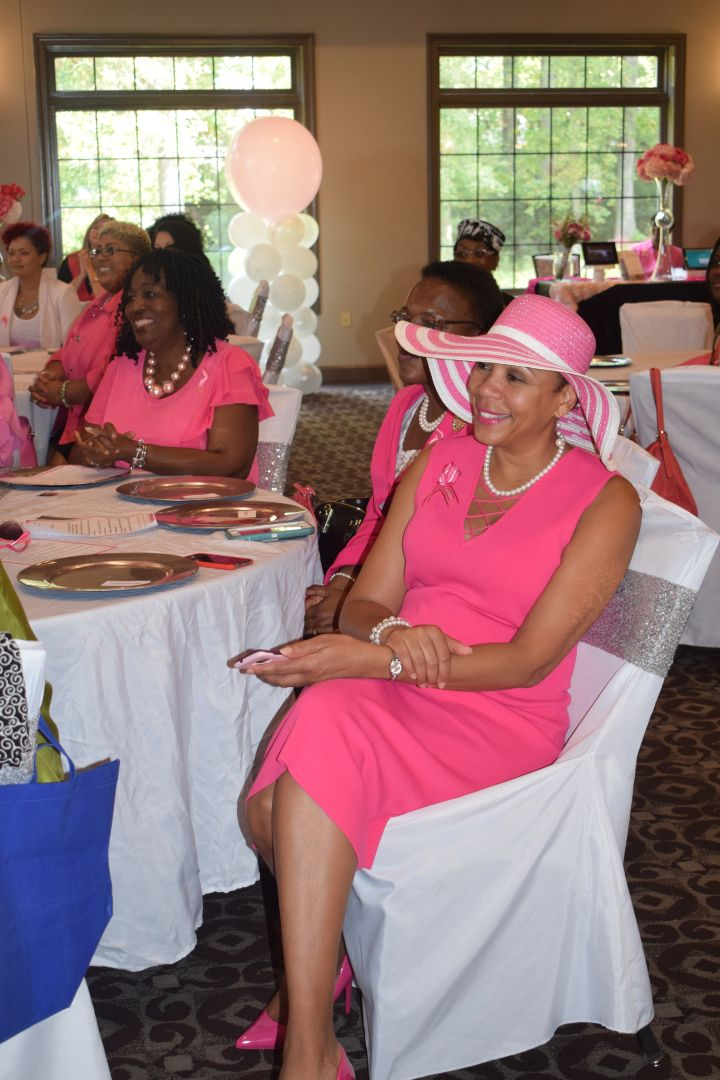 Pretty In Pink Luncheon 14