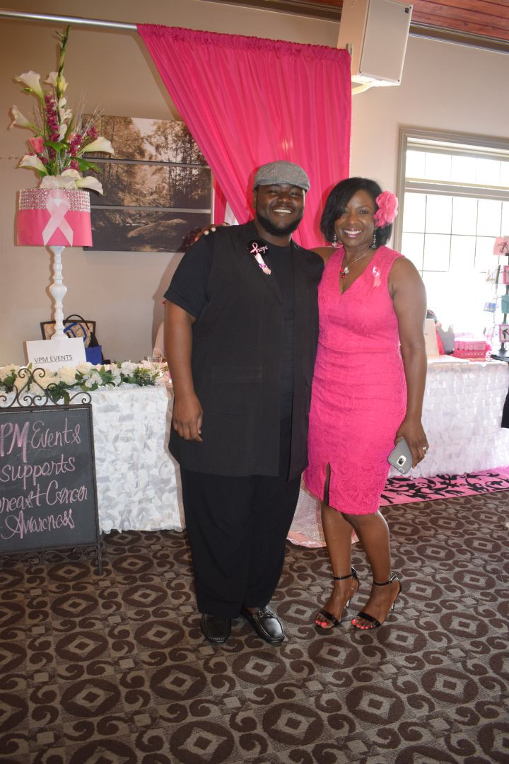 Pretty In Pink Luncheon 13