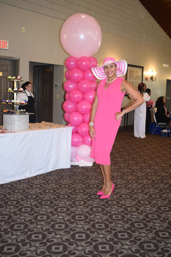 Pretty In Pink Luncheon 12