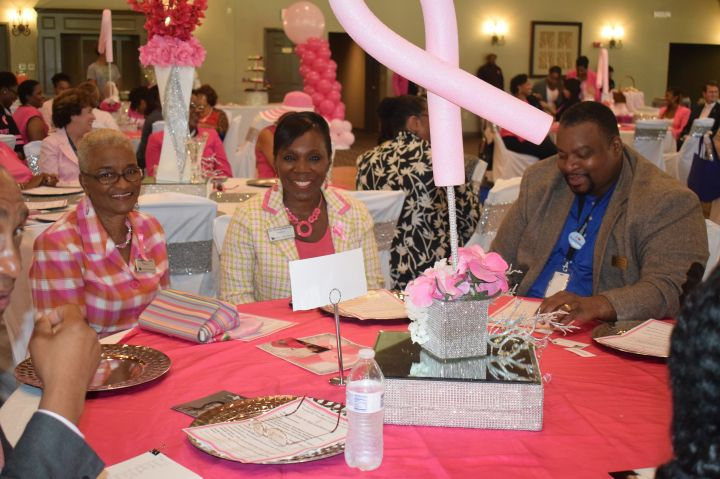 Pretty In Pink Luncheon 11