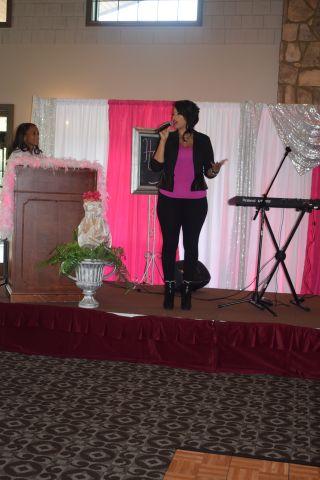 Darlene McCoy, Host of The Nightly Spirit