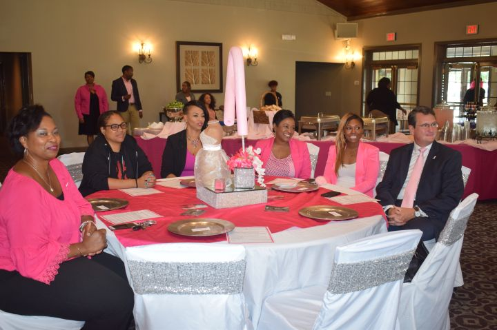 Pretty In Pink Luncheon 8