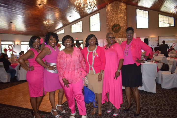 Pretty In Pink Luncheon 7