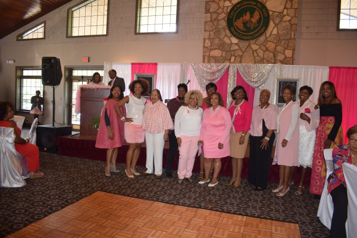 Pretty In Pink Luncheon 5