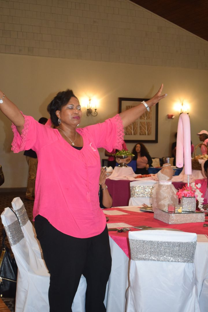 Pretty In Pink Luncheon 2