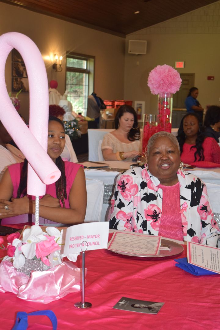 Pretty In Pink Luncheon 1