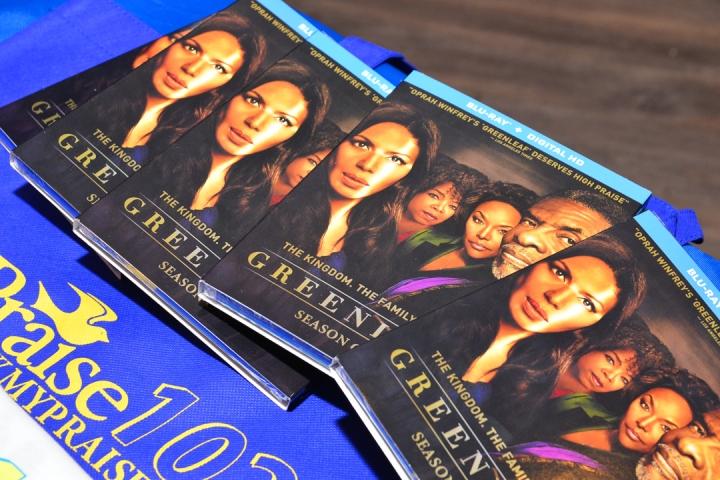 "Deborah Joy Winans Hosts ""GREENLEAF"" DVD Celebration 4"