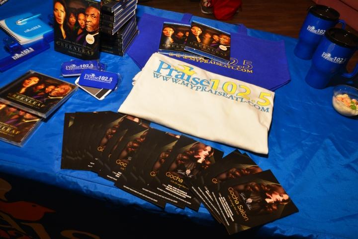 "Deborah Joy Winans Hosts ""GREENLEAF"" DVD Celebration 6"