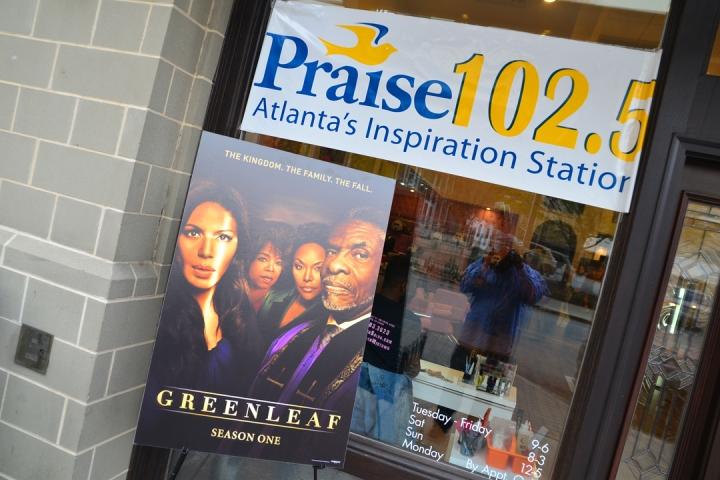 "Deborah Joy Winans Hosts ""GREENLEAF"" DVD Celebration 13"