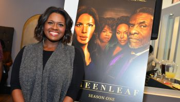 Deborah Joy Winans Greenleaf DVD Release Party