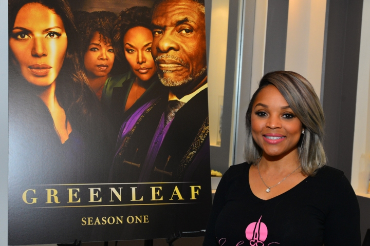 "Deborah Joy Winans Hosts ""GREENLEAF"" DVD Celebration 15"