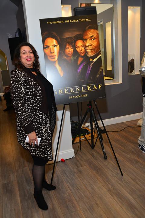 "Deborah Joy Winans Hosts ""GREENLEAF"" DVD Celebration 20"