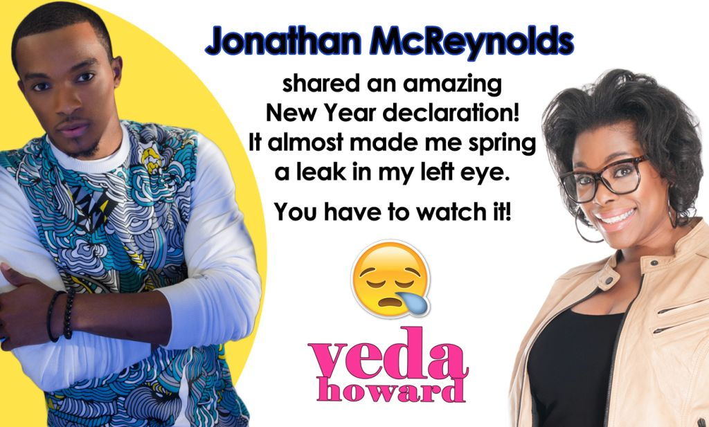 Jonathan McReynolds post graphic