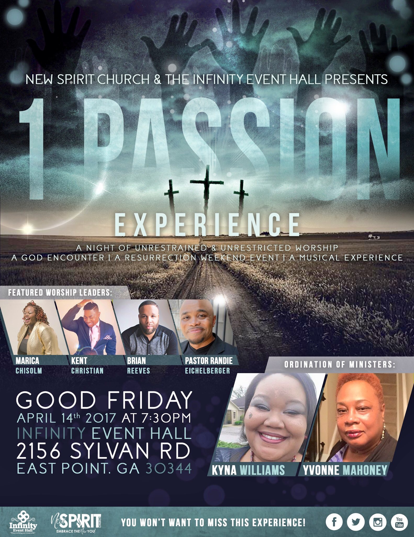1 Passion Experience