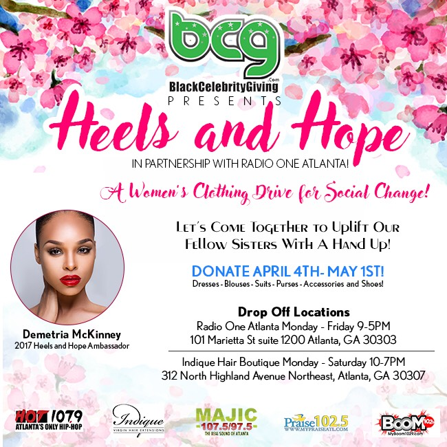 Heels And Hope 2017