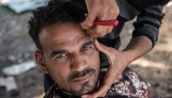 Life In Khazir Refugee Camp