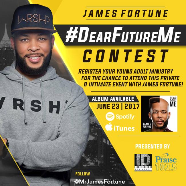 James Fortune Contest