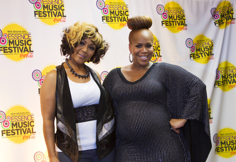 2012 Essence Music Festival - Day 2