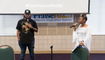James Fortune Dear Future Me Meet & Greet