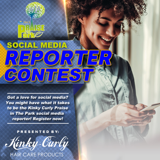 Kinky Curly Praise Contest