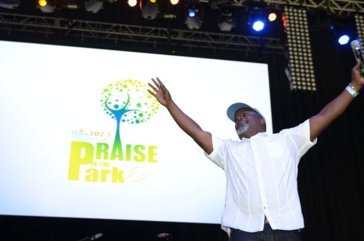 Praise In The Park 2017 #PITP17