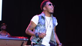 Deitrick Haddon at Praise In The Park 2017