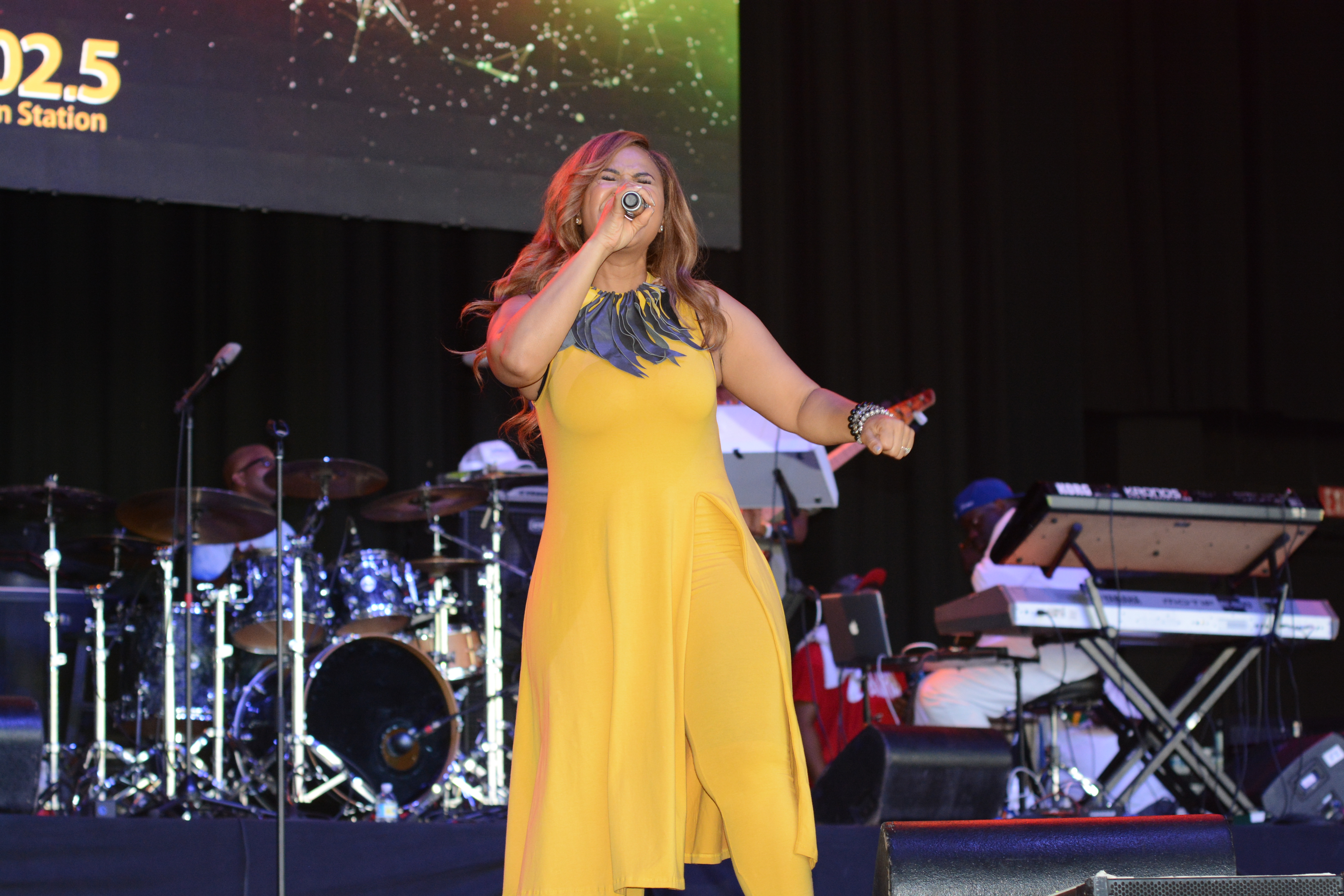 Erica Campbell Praise In The Park 2017