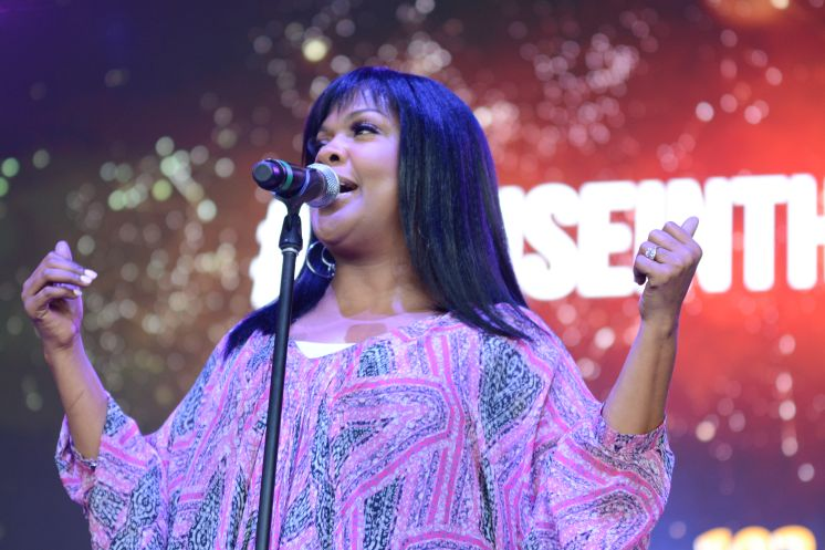 CeCe Winans Praise In The Park 2017