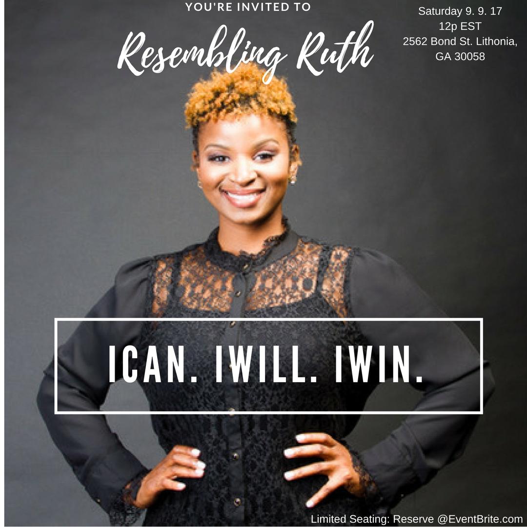 Resembling Ruth 2017