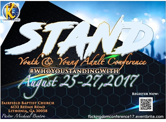 Stand: Youth And Young Adult Conference