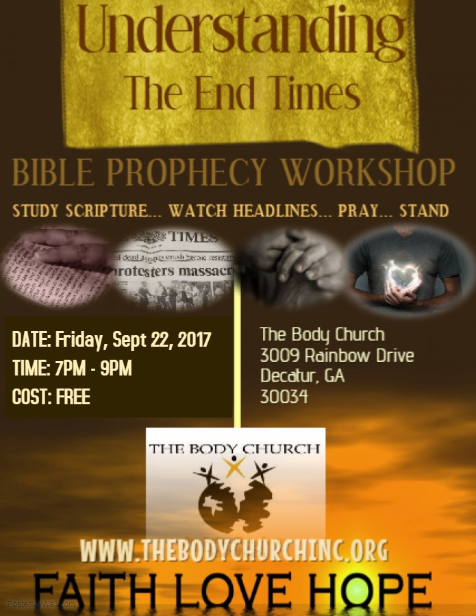 Understanding the End Time