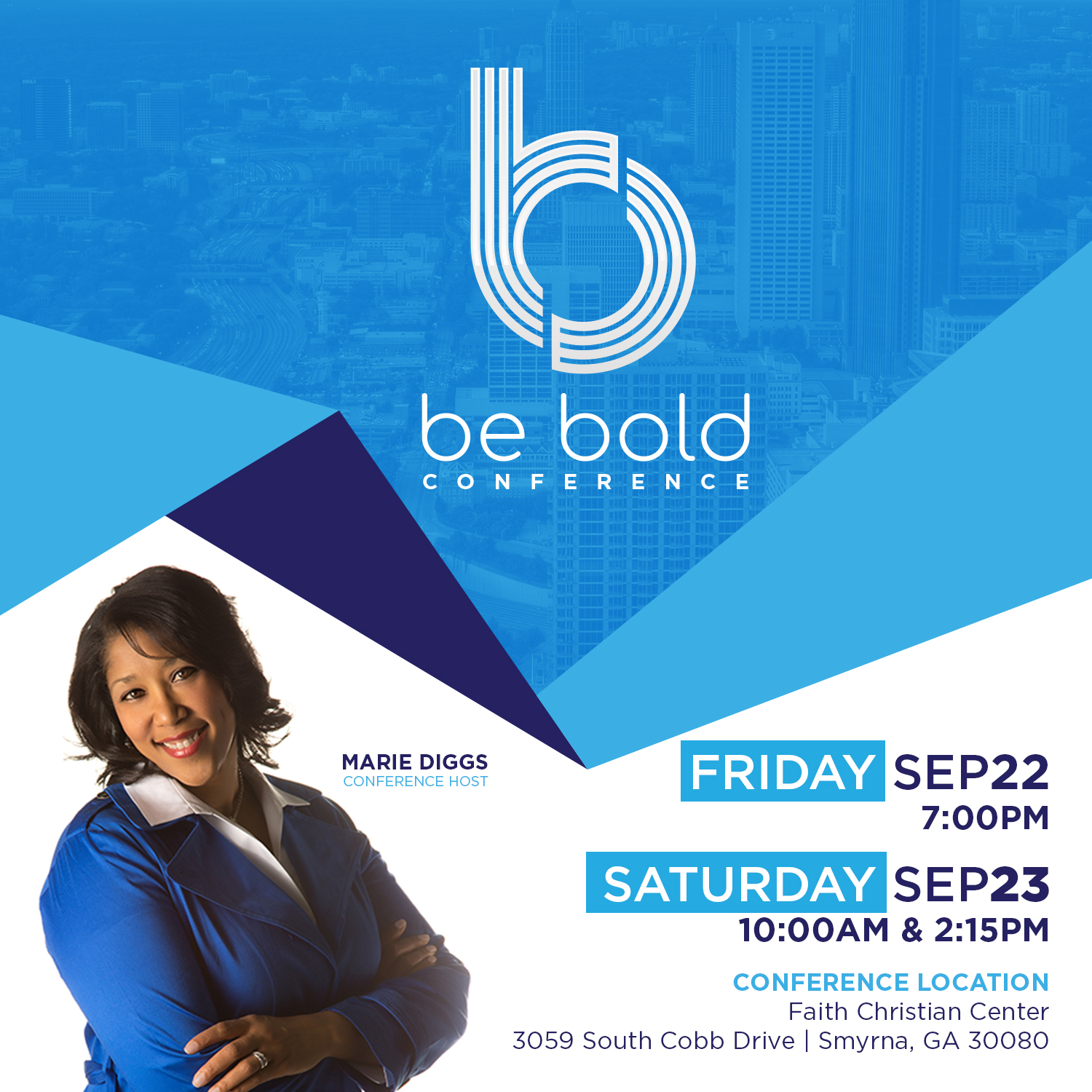 Be Bold Conference