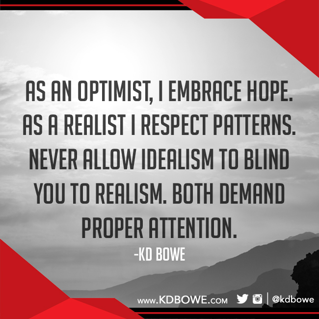 KD Bowe - Thought Of The Day
