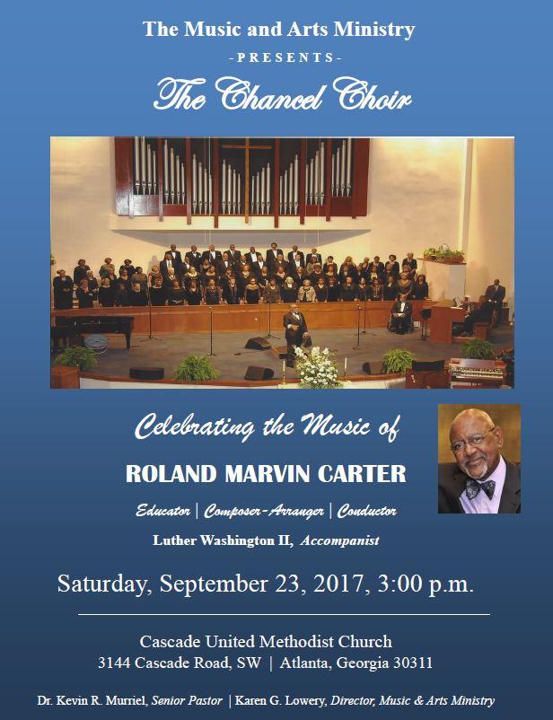 2017 Chancel Choir