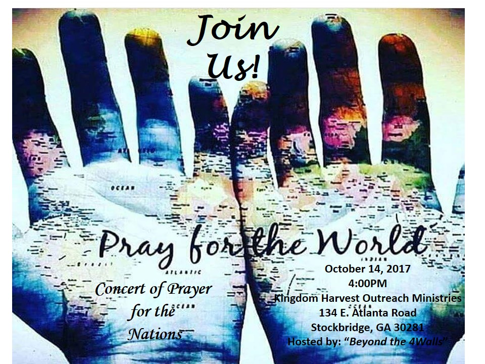 Concert of Prayer for the Nations