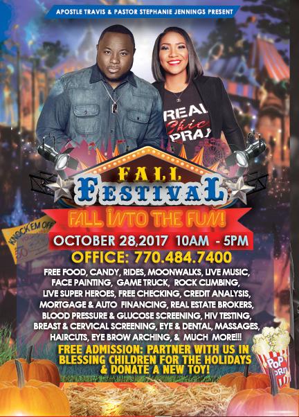 Fall Into The Fun Fall Festival