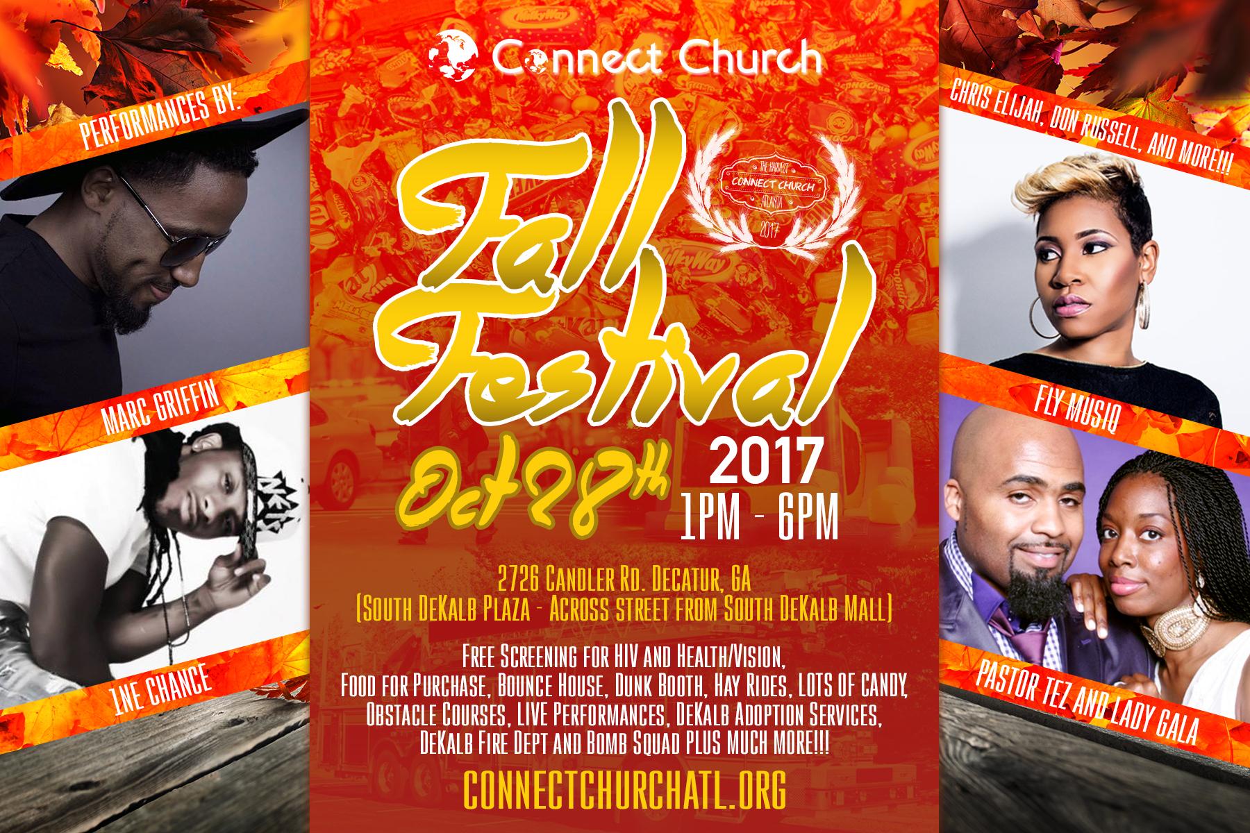 Connect Church Fall Festival