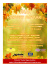 Fall Harvest Bazaar