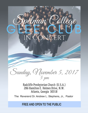 Spelman Glee Club In Concert