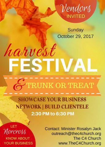 The C4 Harvest Festival